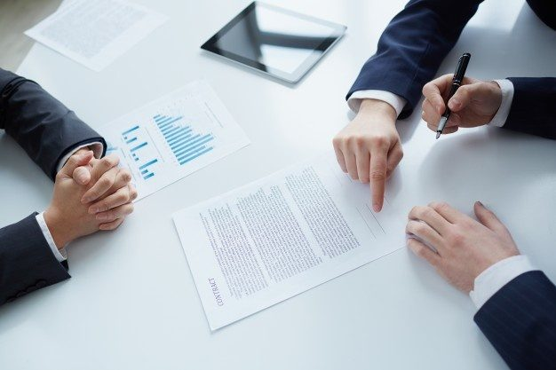 بهترین وکیل تنظیم قرارداد در البرز