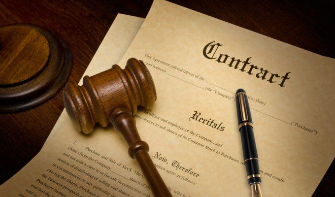 تنظیم قرارداد خرید و فروش خودرو