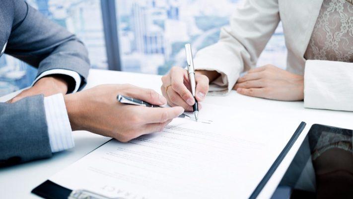 وکیل تنظیم قرارداد در کرج